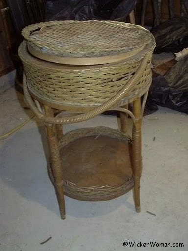 New Wicker Repair Process Page