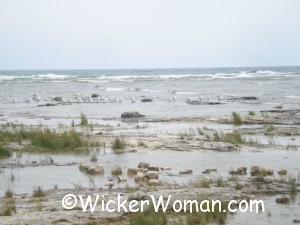 shoreline baileys harbor WI