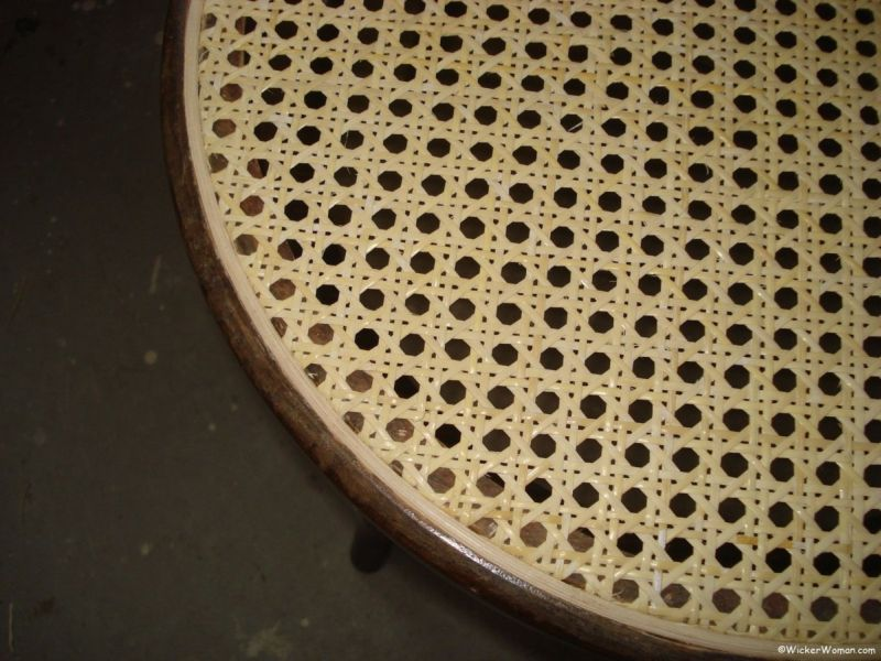 Chair Caning History Craft Tips