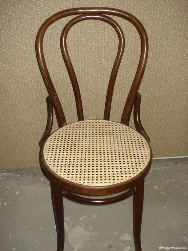 Chair Caning Repair in Tyler, Texas