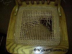 Chair Caning Repair Specialists