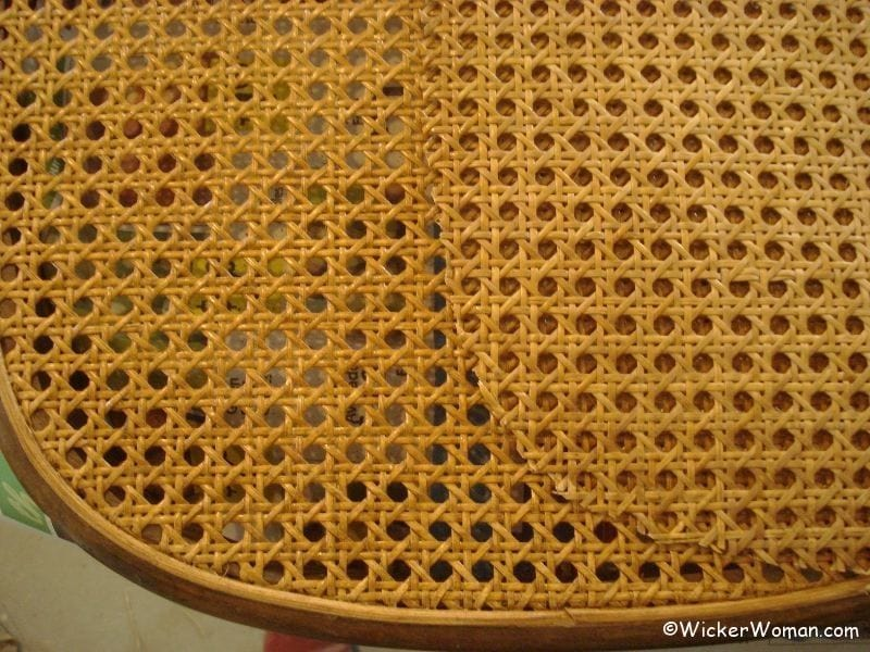 How To Install Cane Webbing Sheet Cane Pressed Caning