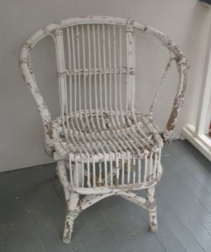 Stick Wicker Circa 1930s