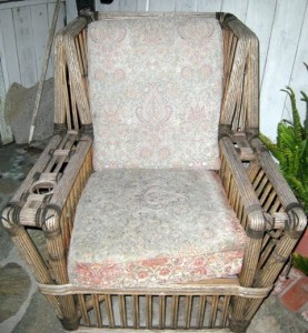 1930s stick wicker