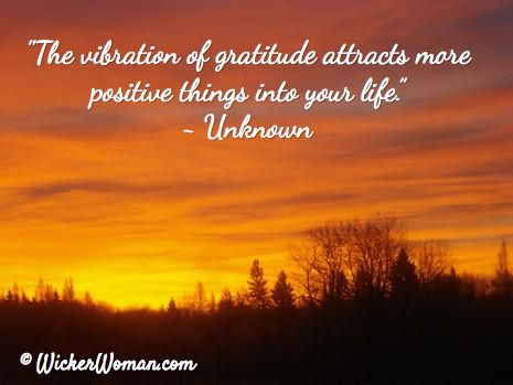 Sunrise gratitude quote