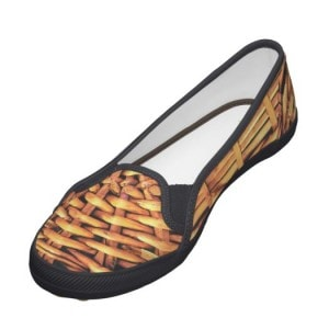 Monday Mention-Wicker & Basket-Look Shoes!