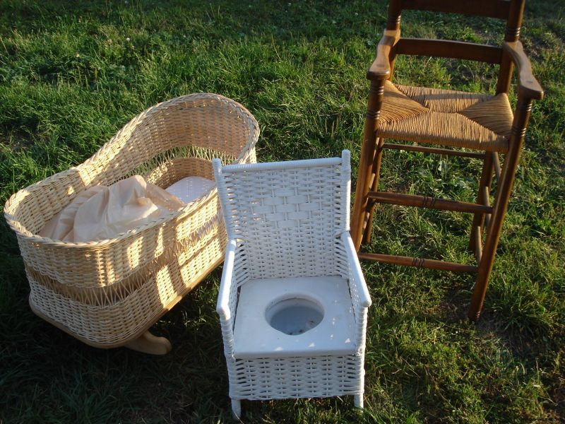 children's wicker furniture