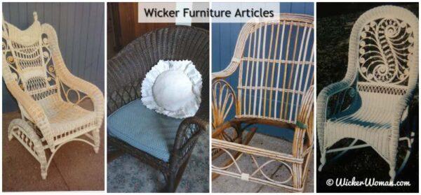 Wicker Furniture Articles