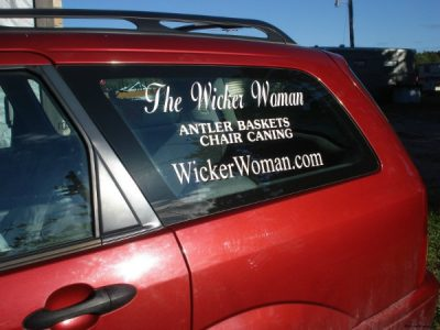 WickerWoman Ford Focus 2001