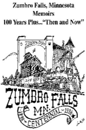 Zumbro Falls, MN Centennial Book